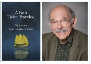 A Path Twice Traveled: My Journey as a Historian of China Jan 8