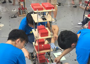 Student Earthquake Model Awarded