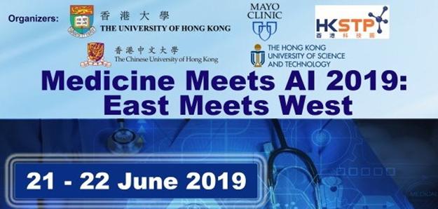 Medicine Meets AI 2019: East Meets West