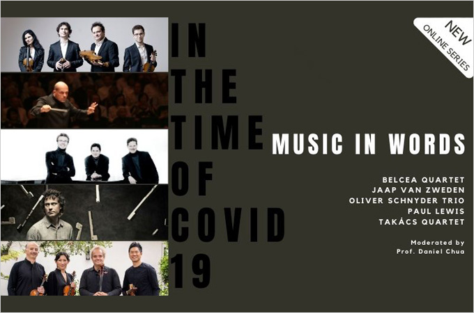 Music in Words: In the Time of COVID-19