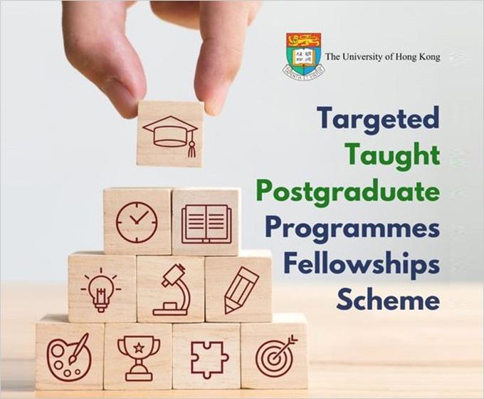 Targeted Taught Postgraduate Programmes Fellowships Scheme