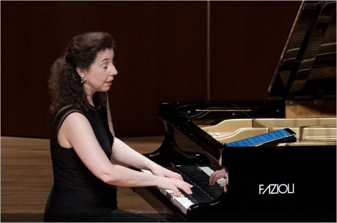 New Podcast by HKU MUSE: Music in Words with Angela Hewitt: Bach's music