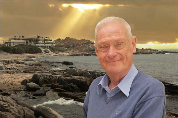 Emeritus Professor Brian Morton