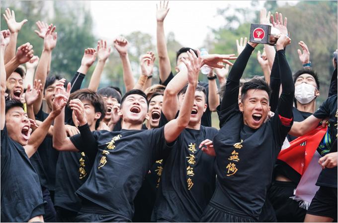 HKU wins history making University Sports Federation Soccer Championship