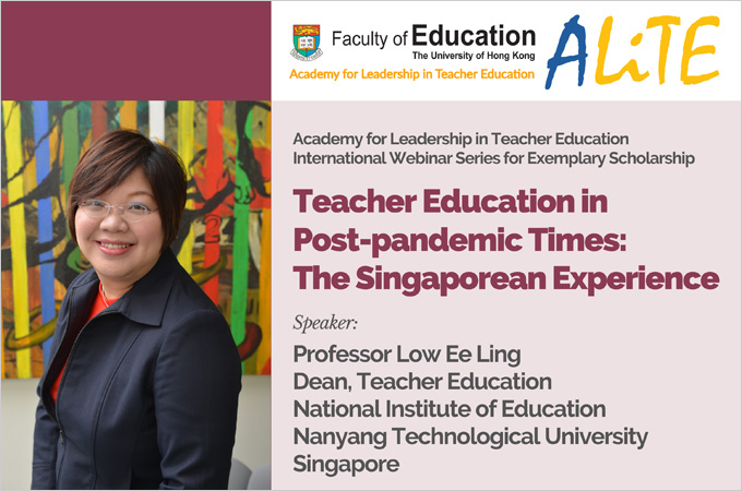 Teacher Education in Post-pandemic Times: The Singaporean Experience