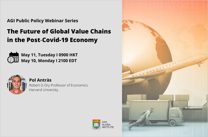 The Future of Global Value Chains in the Post‐Covid-19 Economy