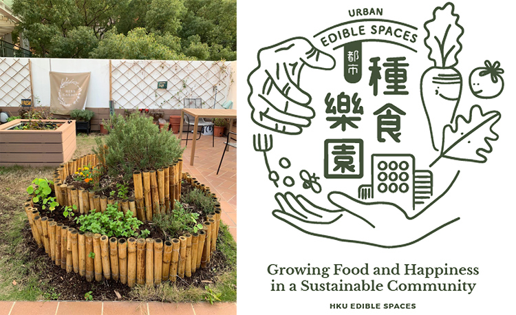 HKU Convocation: HKU Edible Spaces Tour and Gardening-related Workshop (22May2021)