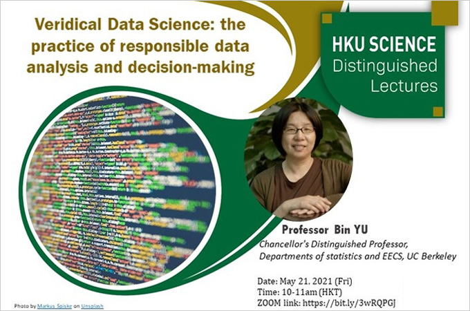 [May 21] Veridical Data Science: the practice of responsible data analysis and decision-making