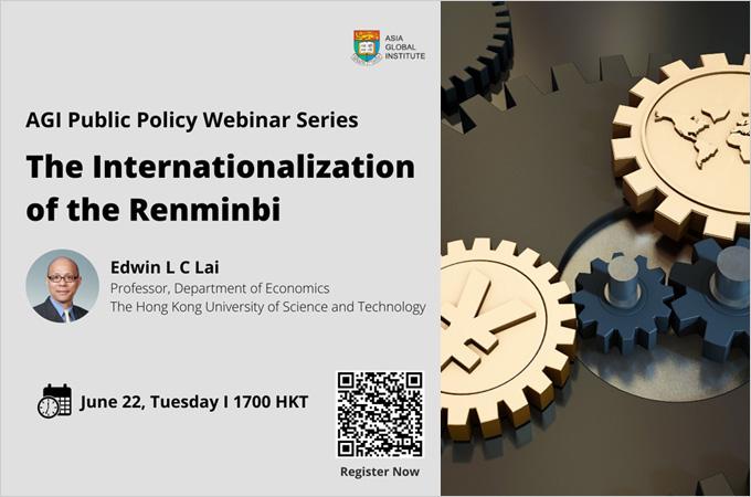 [Jun 22] The Internationalization of the Renminbi